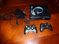 Xbox 360/Jeux-Games/Manettes-Controllers