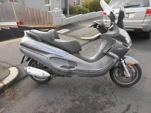 Piaggio X9 250 Evolution Scooter: REDUCED Launceston Launceston Area Preview