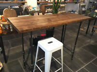 Industrial Bar Table/ Office Table