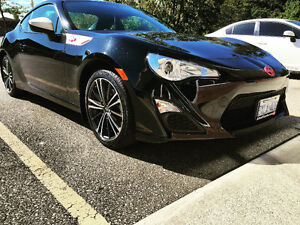 2015 Scion FR-S 2  sports Coupe (2 door)