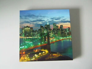 ****MODERN  SKYLINE / CITY SCAPE ART PICTURES****$10 EACH
