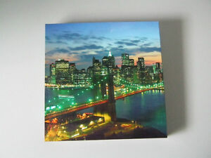 ****MODERN  SKYLINE / CITY SCAPE ART PICTURES****$10 EACH Stratford Kitchener Area image 1