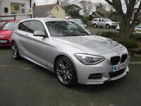 2012/62 BMW M135i 3.0 M Sports 3dr~FULL BMW HISTORY~LOW MILEAGE