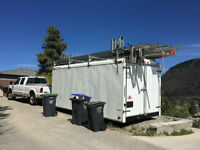 Exterior Company Assets for Sale w/ Tuck & Trailer and Tools