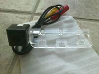 honda oem fit rear view camera