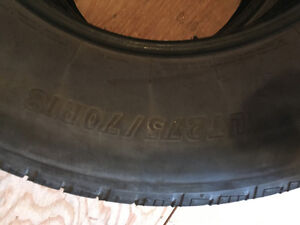 275/70R18 tires for salw