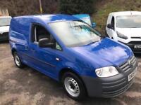 2009 09 Volkswagen Caddy 2.0SDI PD C20 / AIR-CON / LOW MILES / TWIN DOORS