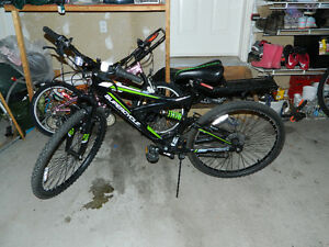 Just Tuned Supercycle 26' Mountain Bike!