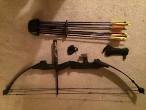 Compound bow Peterborough Peterborough Area image 1