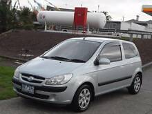 2006 Hyundai Getz Hatchback Footscray Maribyrnong Area Preview