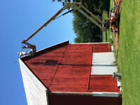 Farm painting and repairs