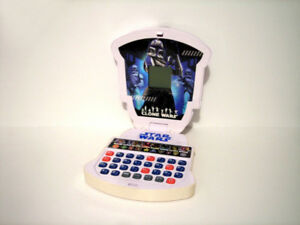 Oregon Scientific STAR WARS Clone Wars Learning Laptop - Ages 3+