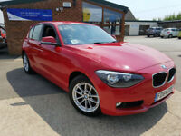 2014 BMW 116 2.0TD ( bhp ) ( s/s ) Sports Hatch AUTOMATIC FULL SERVICE HISTORY