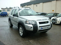 2005 Land Rover Freelander 2.0Td4 Freestyle Finance Available