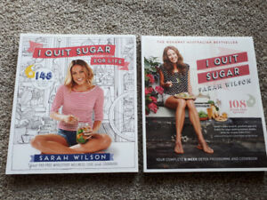 I Quit Sugar Books x2