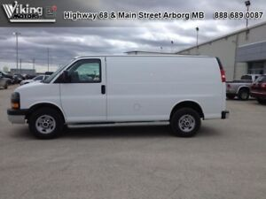 2015 GMC Savana Cargo Van   - $168.74 B/W - Low Mileage
