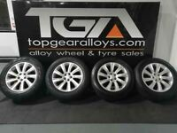 """18"""" Genuine OEM Landrover Discovery Sport X373 Alloy Wheels & Tyres"""