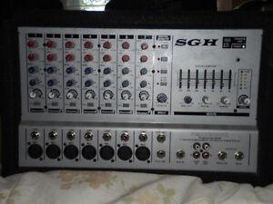 SGH PA SYSTEM – PMX720DFX