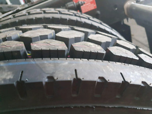 8 Armstrong ADH 11R22.5 16 ply drive tires