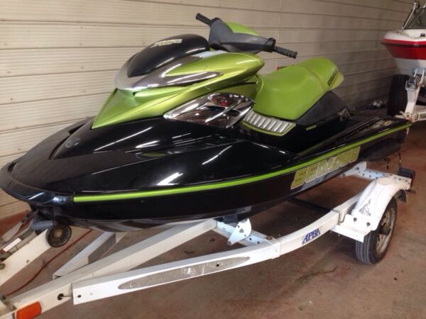 Used 2004 Sea Doo/BRP RXP 215 HP