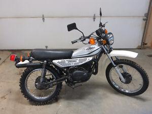 1980 Yamaha 100 TT Enduro