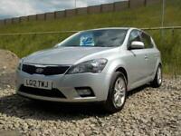 2012 Kia Ceed 1.6 CRDi EcoDynamics 2 5dr Hatchback Diesel Manual