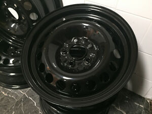 "*Unused* 15"" 5-Bolt Steel Rims (5x110)"