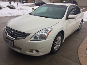 2011 Nissan Altima 2.5 SL Sedan
