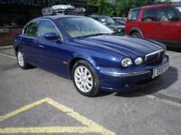 2001 Jaguar X-TYPE 2.5 V6 auto SE * LOVELY LOW MILEAGE EXAMPLE *