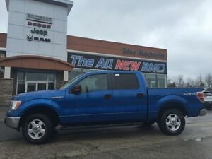 2013 Ford F-150 XLT  MP3/SAT/SYNC/BLUETOOTH, CARPROOF, REMOTE ST
