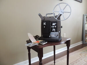 NEW PRICE: Rare Vintage Keystone K-91 8mm Projector