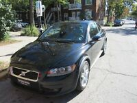 Volvo C30 Automatic wi winter tires and Sunroof
