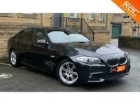 2012 BMW 5 Series 2.0 520d BluePerformance M Sport 4dr Saloon Diesel Automatic