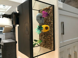 10 gallon Fish tank for sale,