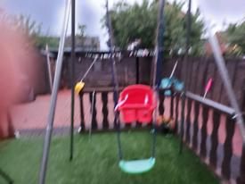 Toddler & baby swing