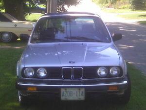 BMW 325e - 1985- very good condition