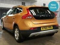 2014 Volvo V40 D3 Cross Country SE 5dr Geartronic HATCHBACK Diesel Automatic