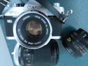 Caméra antique Canon