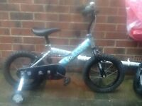 British eagle kids Bmx bike
