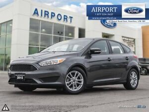 2015 Ford Focus SE  Hatchback with only 12,794 kms