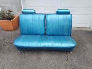 1970 Chevelle bench seat