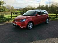 2018 MG MOTOR UK MG3 1.5 VTi-TECH 3Form Sport 5dr [Start Stop] HATCHBACK Petrol