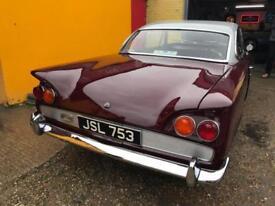 Ford Consul Capri PETROL MANUAL 1962/3