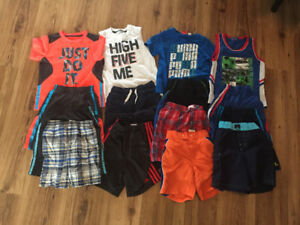 Assorted Boys summer clothes
