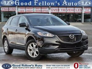 2013 Mazda CX-9 GS MODEL, 7 PASS, HEATED SEATS, REARVIEW CAMERA