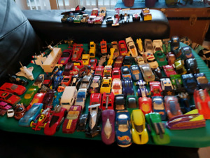Hot wheels box lot