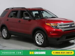 2015 Ford Explorer 4WD A/C BLUETOOTH MAGS 7 PASSAGERS