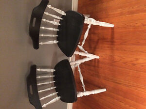 Beautifully refurnished chairs!