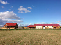 160 Acre Equestrian Ranch at the foot of Porcupine Hills