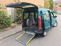 2001 RENAULT KANGOO AUTHENTIQUE 1.2 WHEEL CHAIR ACCESS
